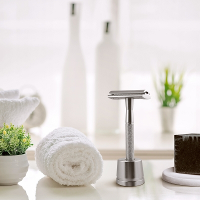 8 muudatust, mida teha, et muuta vannituba plastivabaks