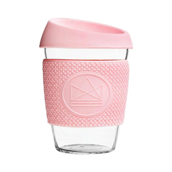 roosa korduvkasutatav kohvitops