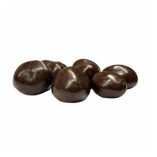 Jõhvikad tumedas šokolaadis, mahe, 300g