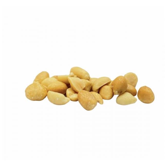 Maapähklid röstitud ja soolatud, mahe, 500g