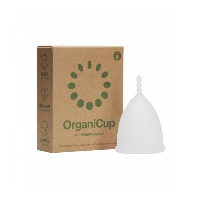 organicup menstruaalanum