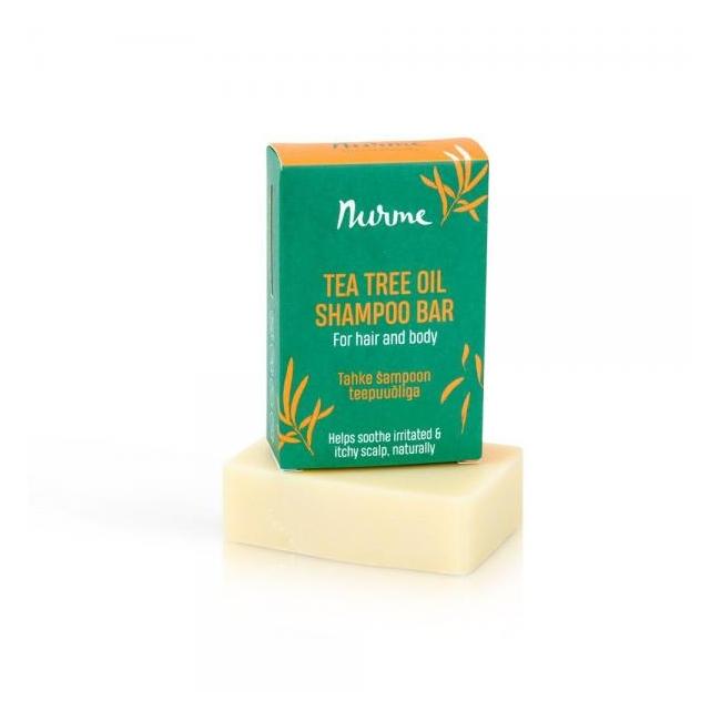 Tahke šampoon teepuuõliga 100g