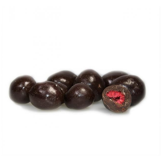 vaarikad tumedas šokolaadis
