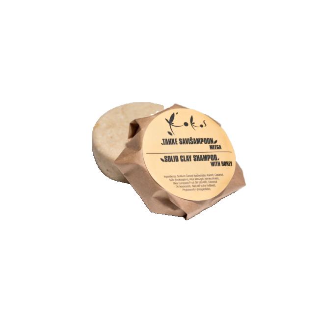 Tahke savišampoon meega (täitepakend), 75g