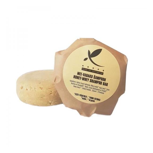 Mee-vadaku tahke šampoon (täitepakend), 86-89g