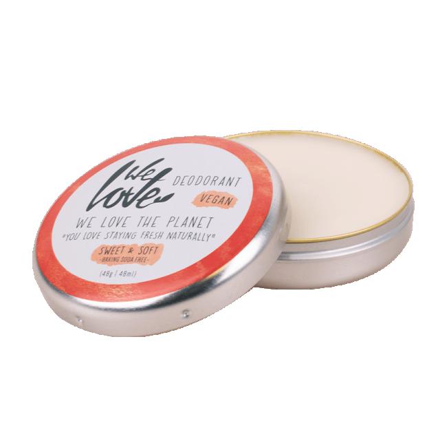 looduslik deodorant ilma soodata