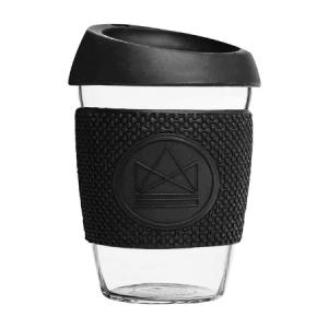 Kohvitops must (klaas), 340 ml