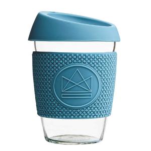 Kohvitops sinine (klaas), 340 ml