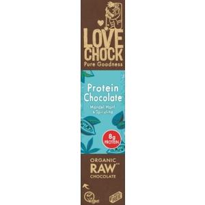 Tooršokolaad proteiini, mahe, 40g