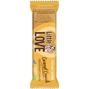 Tooršokolaad Little Love, krõbe karamell, mahe, 25g