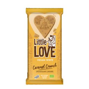 Tooršokolaad Little Love, krõbe karamell, mahe, 65g