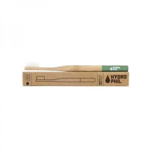 Hambahari bambusest Hydrophil (medium/roheline)
