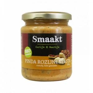 Maapähklivõi rosinatega mahe 250g