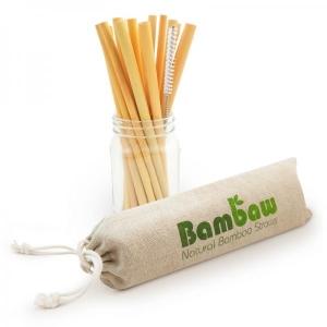 Bambusest kõrred 12tk. (pikkus 22 cm)