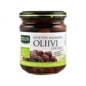 Oliivid kalamata, kivideta, mahe, 200g