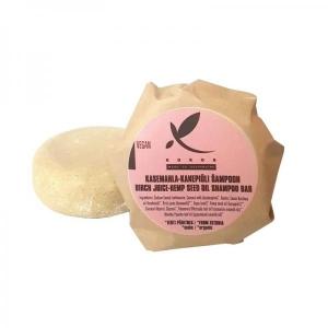 Kasemahla - kanepiõli tahke šampoon (täitepakend), 86-89g