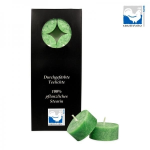 Teeküünal, roheline, 10tk