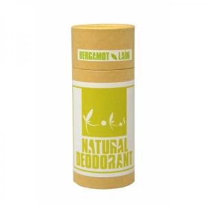 Deodorant, bergamot-laim, 90g