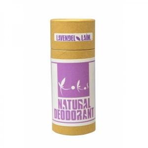 Deodorant, lavendel-laim, 90g