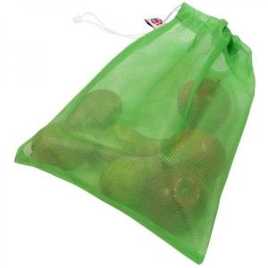 Võrkkott, 25x30cm, roheline