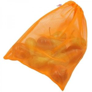 Võrkkott, 30x38cm, oranž