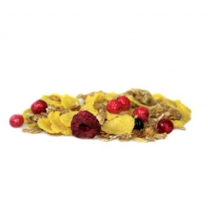 Granola metsamarja-maisihelbed, mahe, 500g