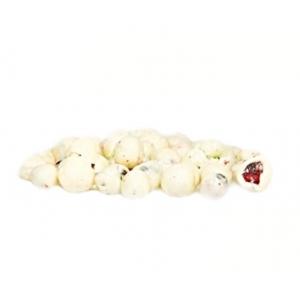 Mustikad (külmkuivatatud) valges šokolaadis, mahe, 300g