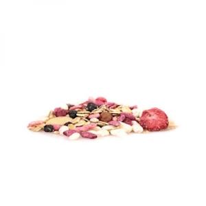 Müsli maasikas-vaarikas, mahe, 500g