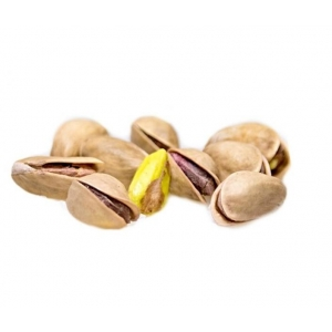 Pistaatsiapähkel, röstitud, soolatud, mahe, 200g
