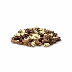 Seemnesegu šokolaadis (röstitud), mahe, 300g