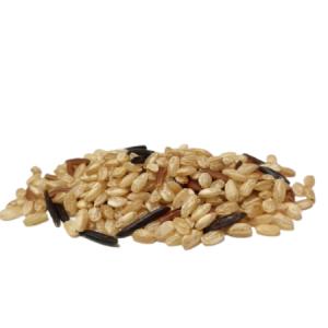 Kolmevärviline riis, mahe, 500g