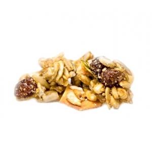 Krõbe pähkli-seemnesegu, mahe, 250g