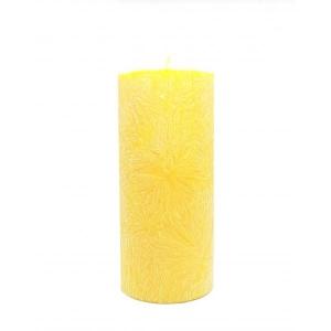 Küünal, 64x135mm, kollane
