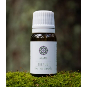 Eeterlik õli, TEEPUU, 10 ml