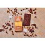 Tooršokolaad Mylk karamelli ja meresoolaga, mahe, 70g