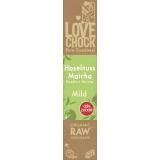 Tooršokolaad sarapuupähklite ja matchaga, mahe, 40g