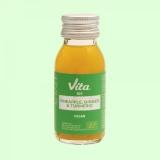 Vita shot -  kurkum-ingver-ananass