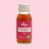 Vita shot- kontsentreeritud granaatõuna ja tšilli mahlashot, 60ml