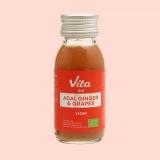Vita shot- kontsentreeritud viinamarja, ingveri, acai mahlashot, 60ml