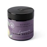 Looduslik deodorant sidrun