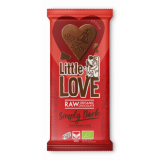 "Tooršokolaad Little Love, Simply Dark"" mahe, 65g"