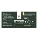 D3-vitamiin Eesti astelpajuõliga, 4000 IU/100 μg, 10 ml